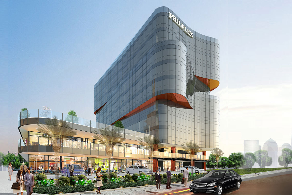 Espace Properties Corp-Philflex Available for Leasing